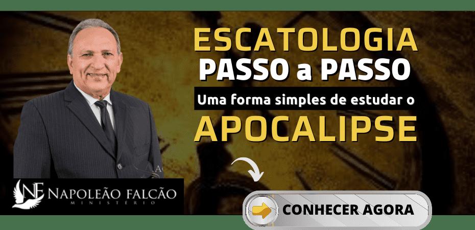 curso escatologia napoleão falcão