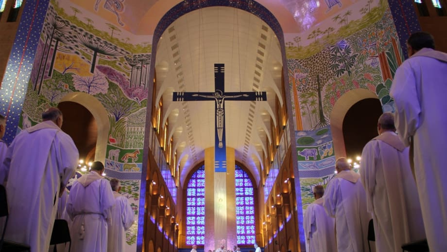 a igreja catolica e mais antiga